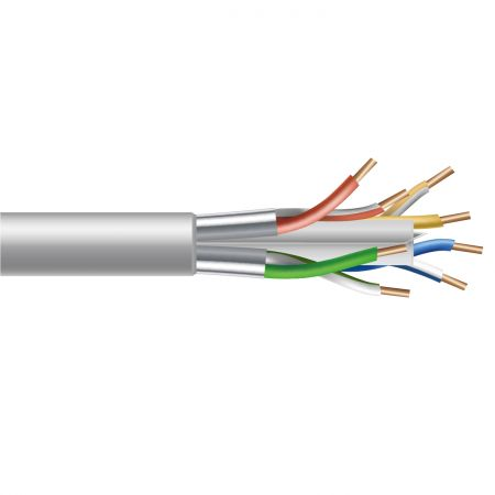 CAT6 23AWG FTP Bulk Ethernet Cable
