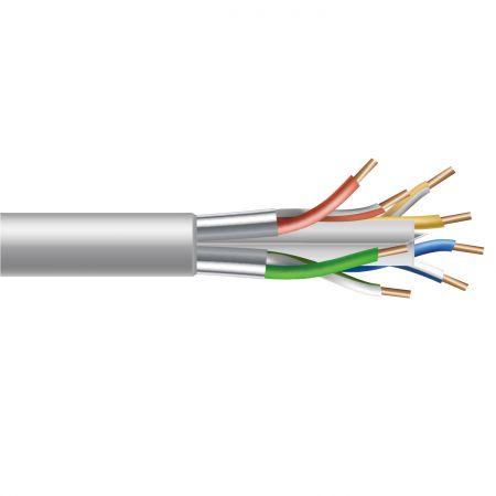 Câble Ethernet en vrac CAT6 23AWG FTP - Câble LAN Cat.6 FTP