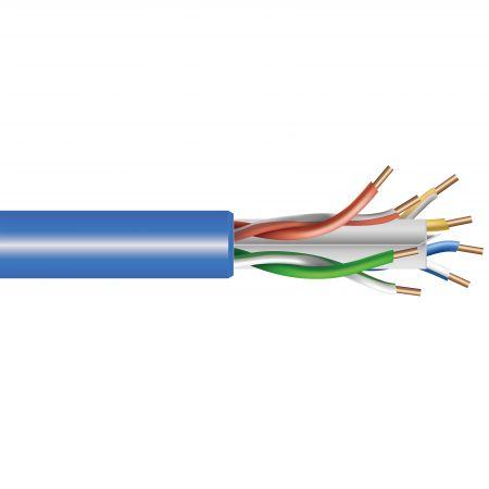 PRIME PVC Jacket Cat.6A Unshielded Bulk Lan Cable Wire - PRIME PVC Jacket Cat.6A Unshielded Bulk Lan Cable Wire