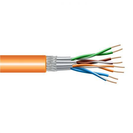 Kategori 7A ekranlı Yatay kablo