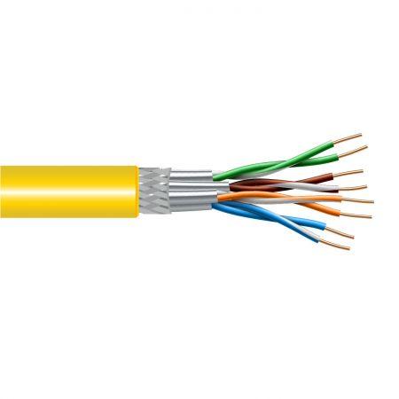 PRIME LSZH Cat.8 Bulk Lan Cable Wire S/FTP  GHMT verified