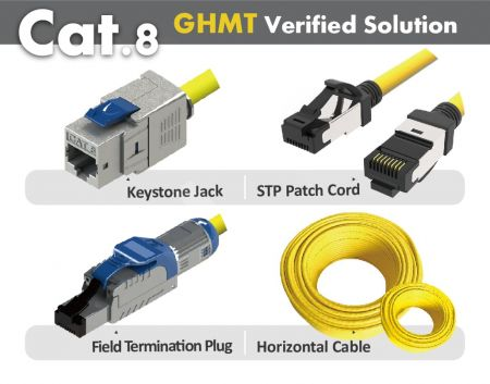 Cat.8 Cable