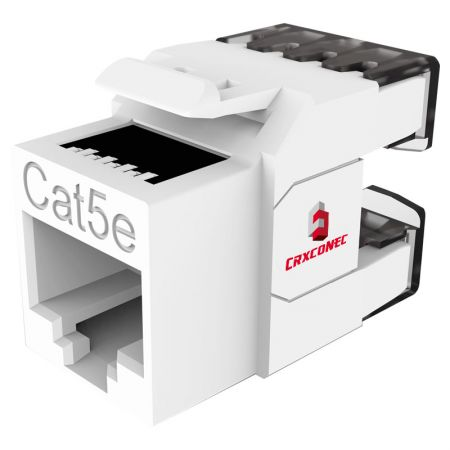 CAT5E Unshielded Rj45 Data Keystone Jack - C5E UTP RJ45 Keystone Jack