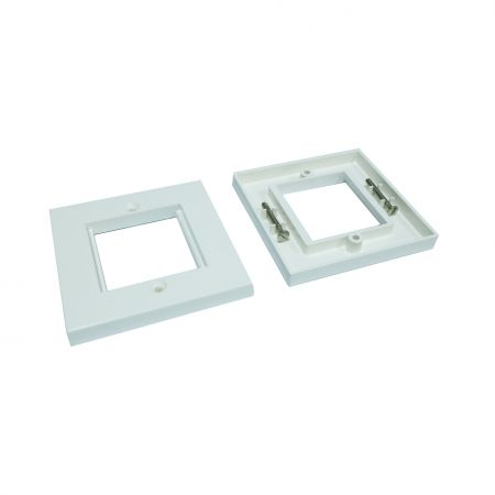 British Style Wall Plate Gang Frame - British Wall Plate
