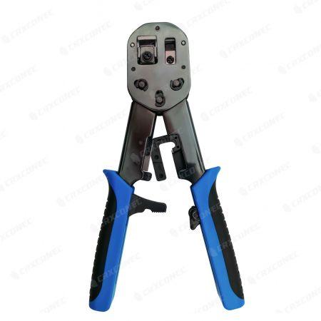 Easy RJ45 Plug Crimping Tool