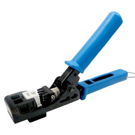 Easy Termination Tool for 90 degree Keystone Jack