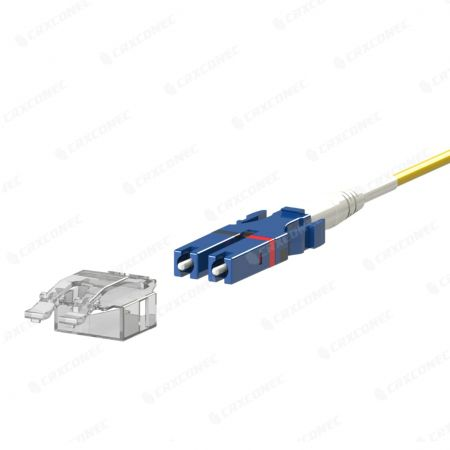 fibre optic patch cord easyex
