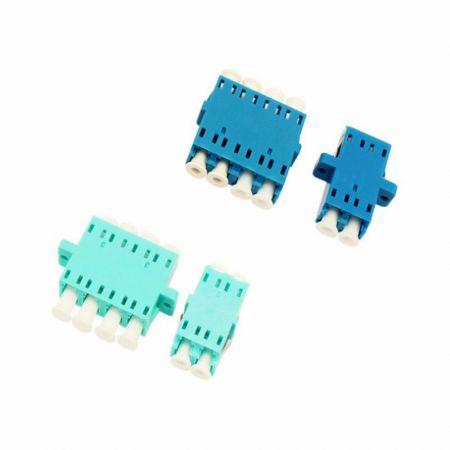 Glasvezel LC-adapter