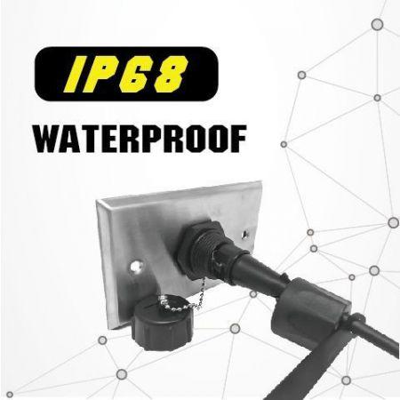 Catalogue de câblage réseau étanche CRXCONEC IP68