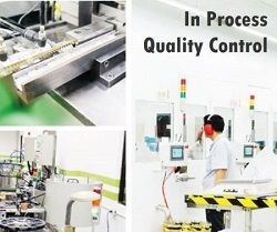 In Process Quality Control-IPQC