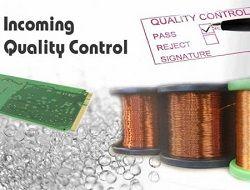 Incoming Quality Control-IQC