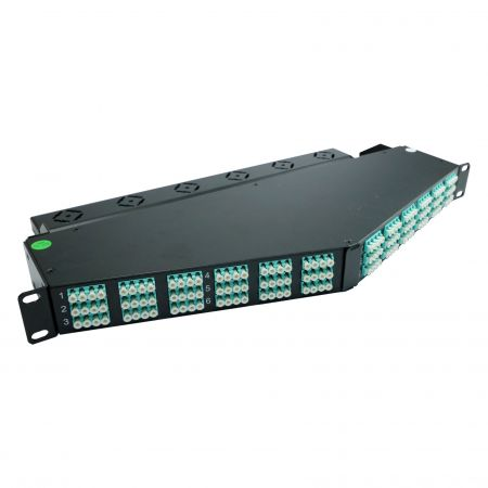 MTP to LC Fiber Optic Panel - MTP to LC Patch Panel