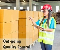 Out-going Quality Control-OQC