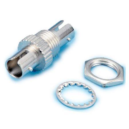 Fiber Optic ST Adaptor