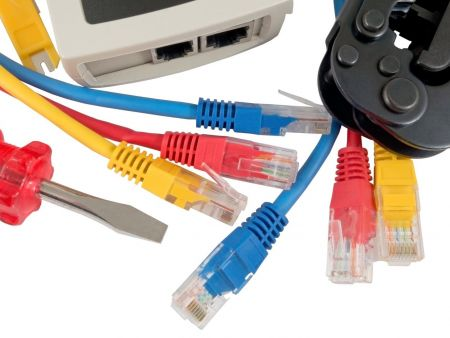 patch cord used in structured cabling