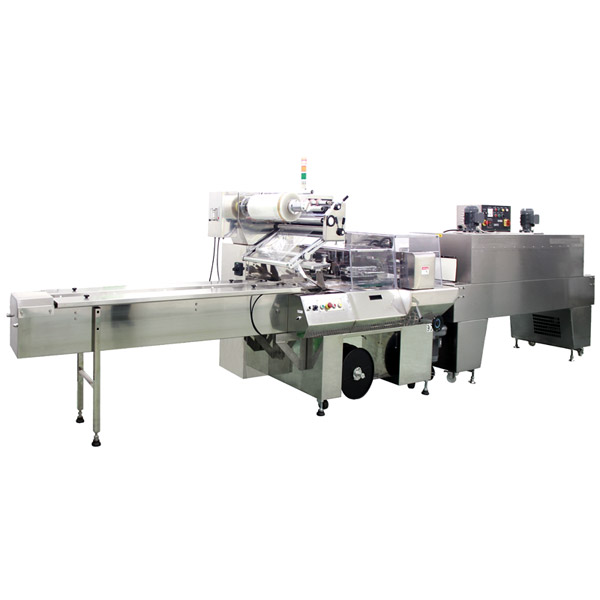 Shrink Packaging Machine - with MAP - Shrink Wrapping Machine - with MAP