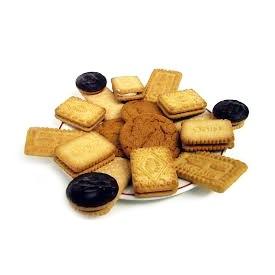 Упаковка для печенья и закусок