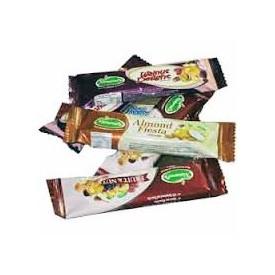 Opakowania cukierków i wyrobów cukierniczych