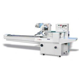 Durchflussverpackungsmaschine - Box Motion - Flow Wrapping Maschine