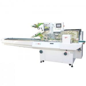 Flow Packing Machine - Box Motion - Servo Flow Wrapper - Servo Flow Wrapping Maschine