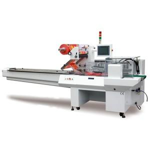 Flow Packing Machine- Box Motion -Servo Flow Wrapper - Servo Flow Wrapping Maschine