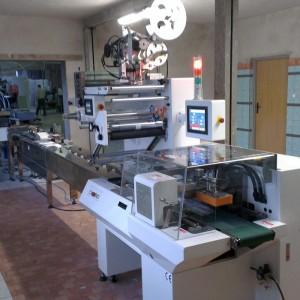 Automatyczna maszyna do pakowania chusteczek nawilżanych - Automatyczna maszyna do pakowania chusteczek nawilżanych