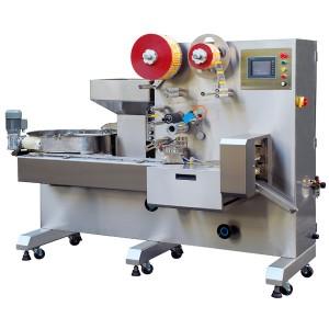 آلة تغليف تدفق الحلوى - حزمة التدفق