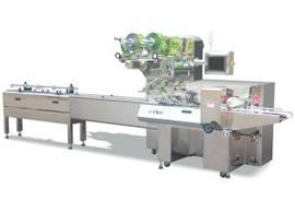 High Speed Wrapping Line