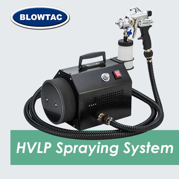 Sistem HVLP BLOWTAC