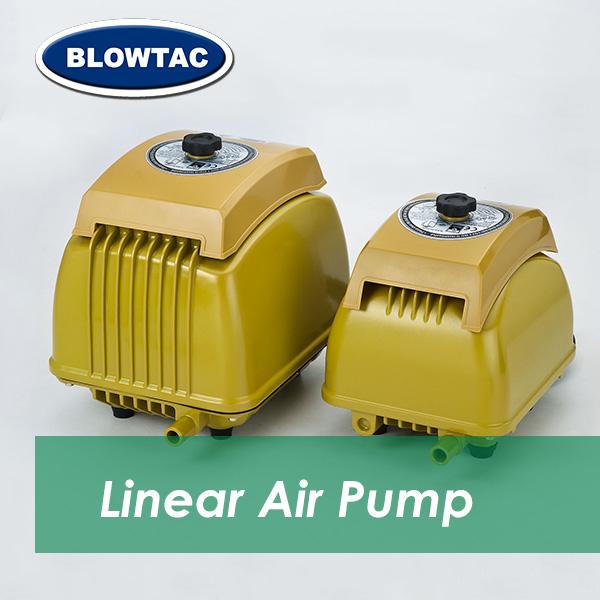 Лінійні повітряні насоси BLOWTAC