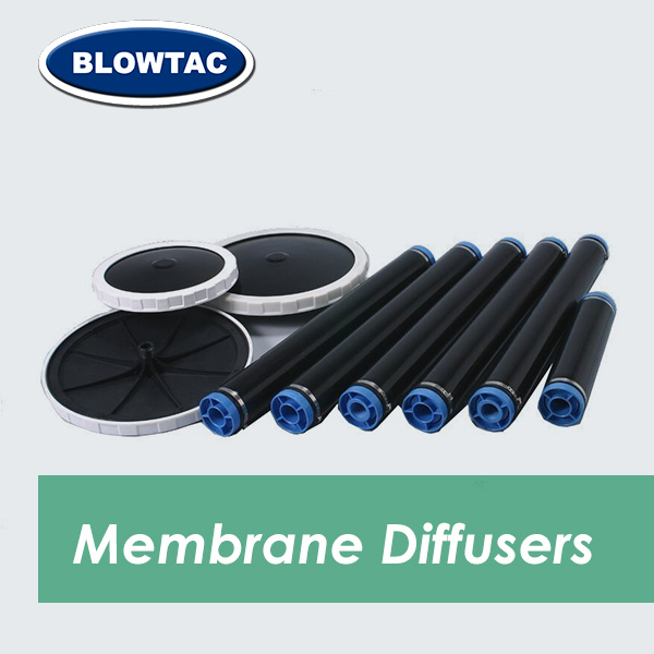 EPDM柔性膜技術用於水產養殖和池塘應用。非堵塞毛孔,使用壽命長的特點。