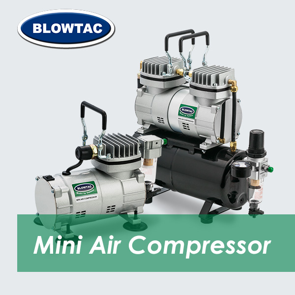 Mini compressore d'aria BLOWTAC