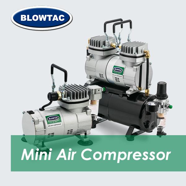Mini compresor de aire BLOWTAC