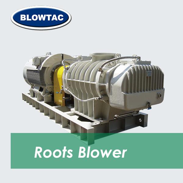 Sopladores de raíces BLOWTAC