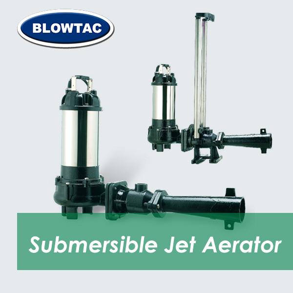 BLOWTAC Submersible Jet Aerators