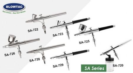 Aerógrafo Serie SA