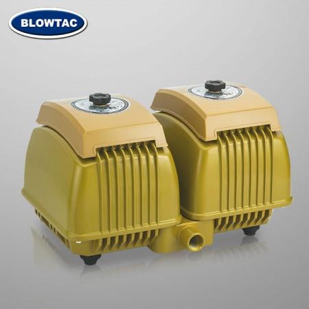 250公升雙泵電磁式空氣泵