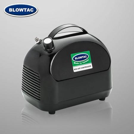 Mini Compressor de Ar com Botão Ajustável