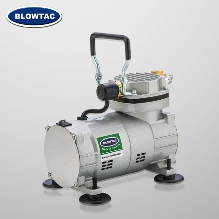 Mini bomba de vácuo e compressor sem óleo