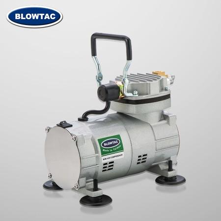 Mini bomba de vacío y compresor sin aceite