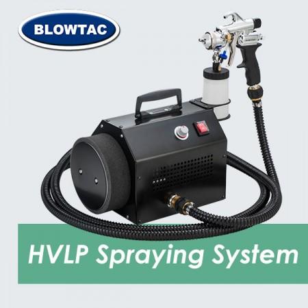 Система обприскування HVLP