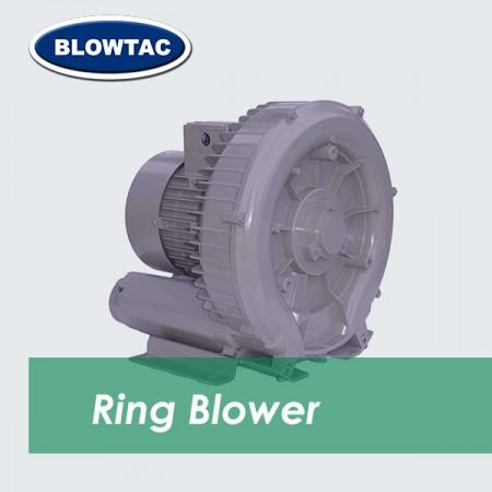 Ring_Blower_Single Phase AC IP55 50Hz / 60Hz
