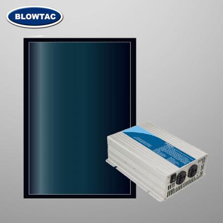 Système d'alimentation à inverseur de panneau solaire BLOWTAC