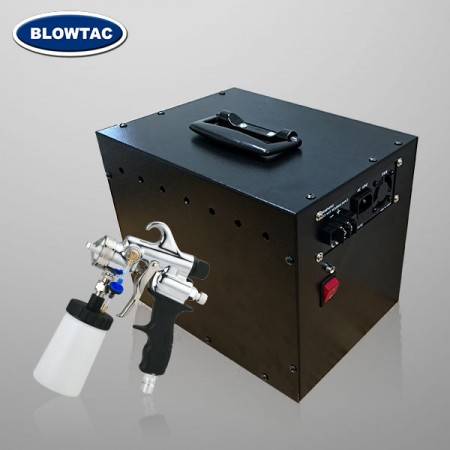 可攜電源DC節能噴漆系統