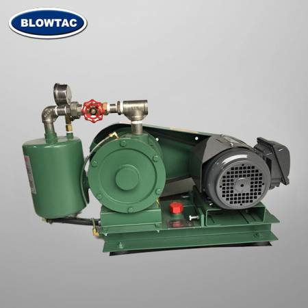 迴轉式瓦斯加壓機(沼氣加壓機)