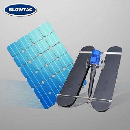 太陽能直驅曝氣機系統