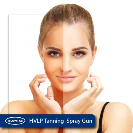 Tanning HVLP Spray Gun