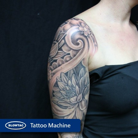 Machine à tatouer