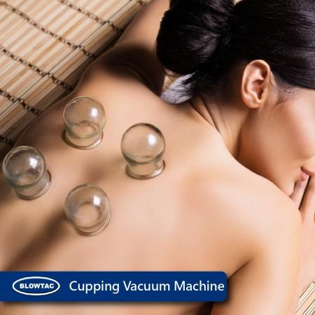 Cupping Vacuum Machine