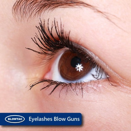 Eyelashes Blow Guns